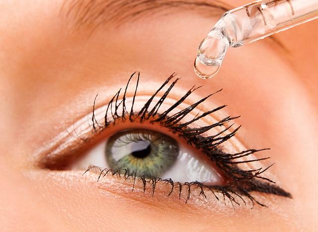 sindrome de ojo seco