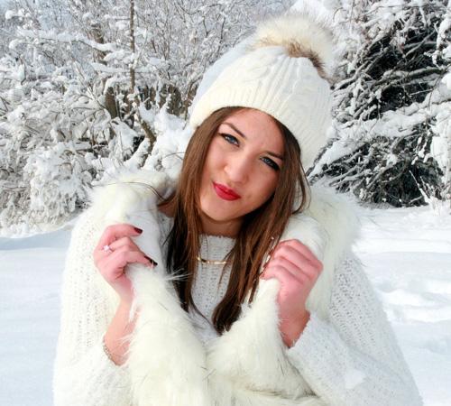 lentes de contacto en invierno