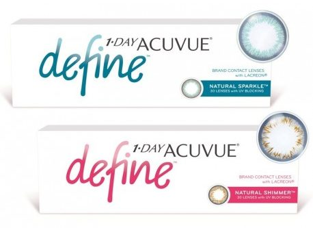 lentillas Acuvue 1-Day Define