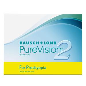 PureVision 2 HD for Presbyopia lentillas